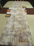 (1)-4- unrolled iron blanket