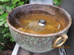 (4)-3- copper pot