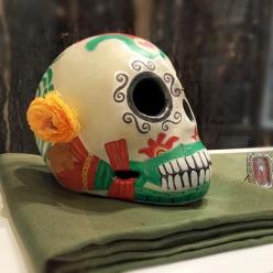 Side skull square