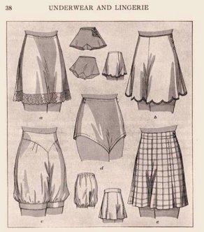 1930s undies