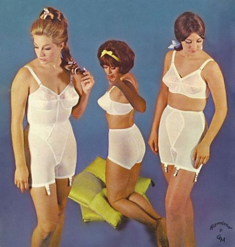 A History Of Lingerie Girdle To Garter  Devil May Wear-3152