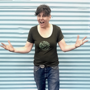 Cheryl vancouver paradise scoop olive